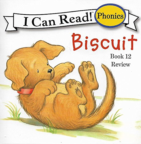 9780061432033: Biscuit (I Can Read. Phonics. Book 12. Review)