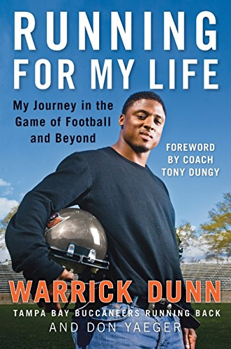 9780061432644: Running for My Life: My Journey in the Game of Football and Beyond