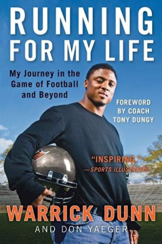 9780061432651: Running for My Life: My Journey in the Game of Football and Beyond