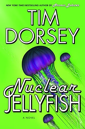 9780061432668: Nuclear Jellyfish: A Novel (Serge Storms)