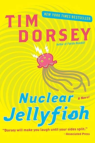 9780061432675: Nuclear Jellyfish: A Novel (Serge Storms)
