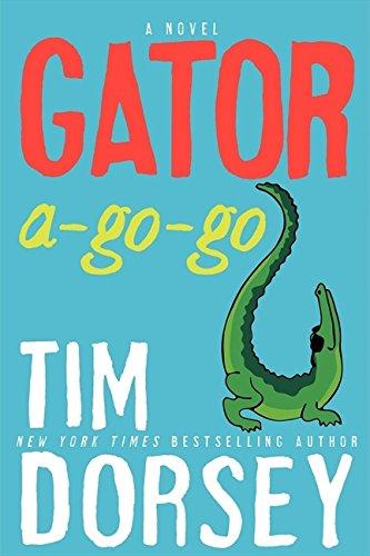 9780061432712: Gator A-Go-Go (Serge Storms)