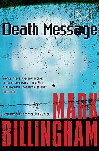 9780061432750: Death Message: A Novel of Suspense