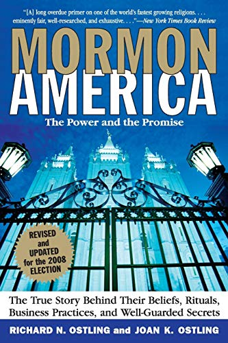 9780061432958: Mormon America: Revised and Updated Edition: The Power and the Promise