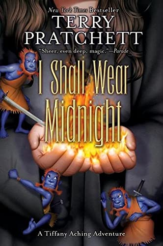 9780061433061: I Shall Wear Midnight