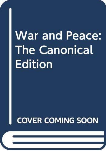 9780061434532: War & Peace