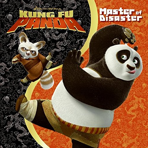 9780061434563: Kung Fu Panda: Master of Disaster