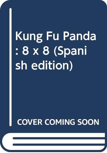 9780061434587: Kung Fu Panda: 8 x 8 (Spanish edition)