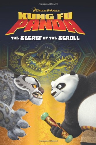 9780061434594: Kung Fu Panda: The Secret of the Scroll