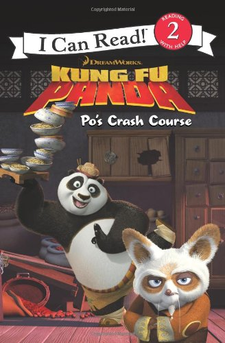 9780061434617: Kung Fu Panda: Po's Crash Course (I Can Read Book 2)