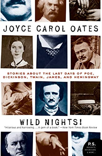 9780061434822: Wild Nights! Deluxe Edition: Stories About the Last Days of Poe, Dickinson, Twain, James, and Hemingway (Art of the Story)