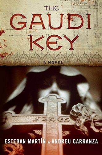 9780061434914: The Gaudi Key: A Novel
