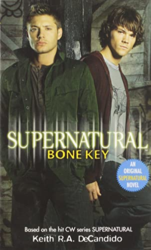 9780061435034: Bone Key (Supernatural (Harperentertainment))