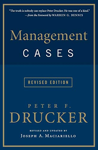 9780061435157: Management Cases, Revised Edition