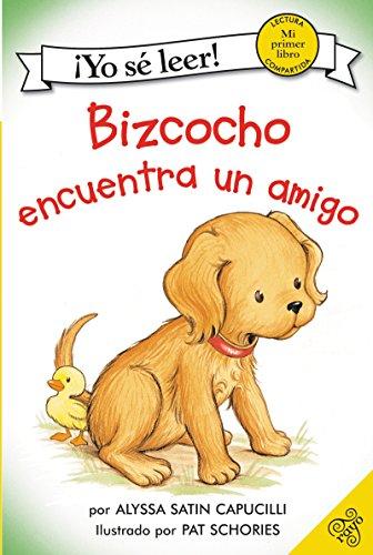 9780061435263: Bizcocho encuentra un amigo (My First I Can Read) (Spanish Edition)