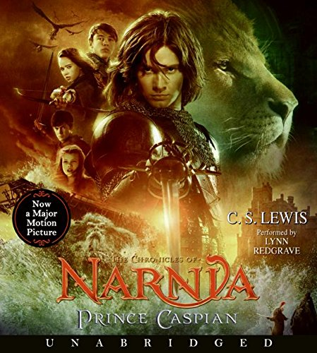 9780061435270: Prince Caspian Movie Tie-In Unabridged CD (Narnia)