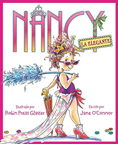 9780061435287: Fancy Nancy (Spanish edition): Nancy la Elegante