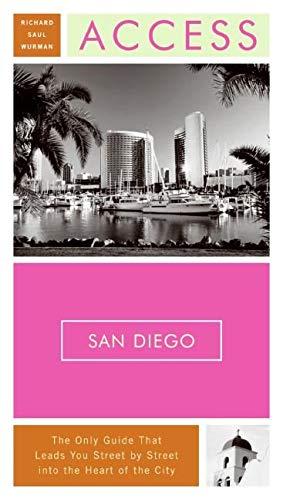 9780061435546: Access San Diego 5e (Access Guides)
