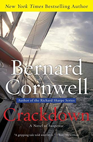 9780061438370: Crackdown: A Novel of Suspense (The Sailing Thrillers)