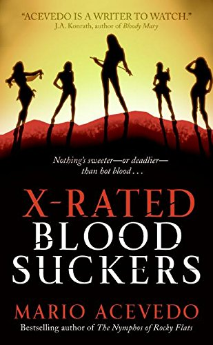 9780061438875: X-rated Blood Suckers