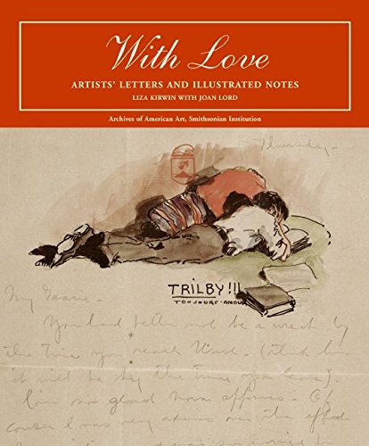 9780061441509: With Love: Artists' Letters and Illustrated Notes