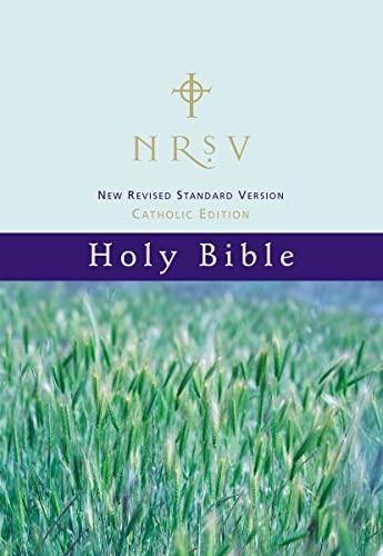 9780061441714: NRSV Catholic Edition