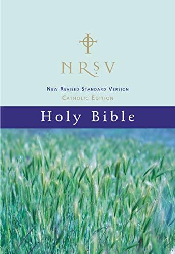 9780061441721: NRSV Catholic Edition