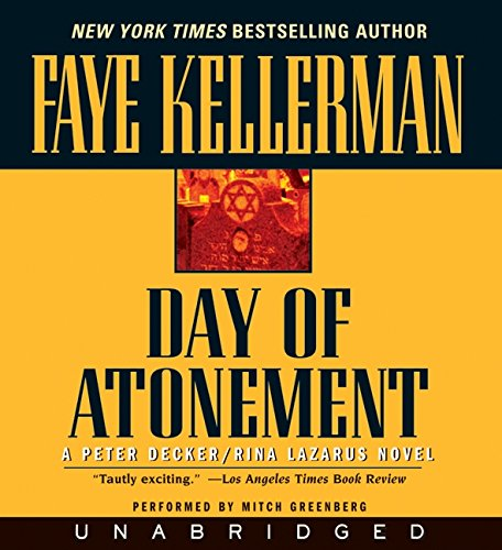 9780061441790: Day of Atonement CD (Decker/Lazarus Novels)