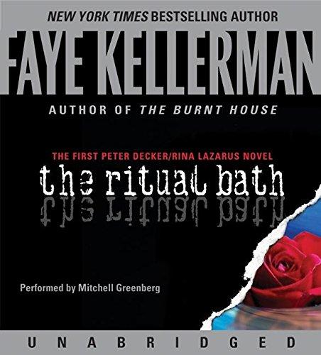 9780061441813: The Ritual Bath CD (Decker/Lazarus Novels)