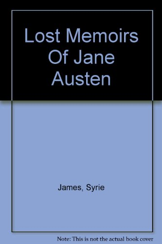 9780061443695: Lost Memoirs Of Jane Austen