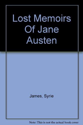 9780061443695: Lost Memoirs Of Jane Austen