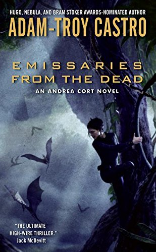 9780061443725: Emissaries from the Dead (Andrea Cort, Book 1)