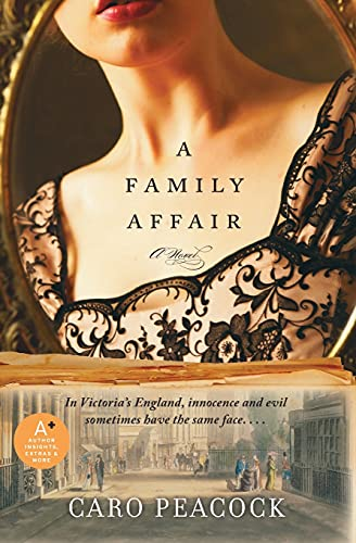 9780061447495: A Family Affair: A Novel