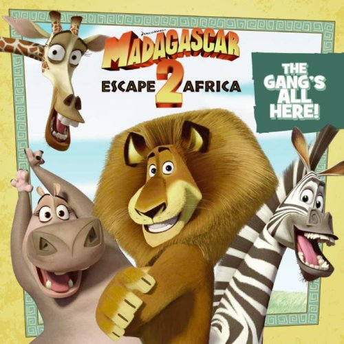 Madagascar: Escape 2 Africa: The Gang's All: Annie Auerbach