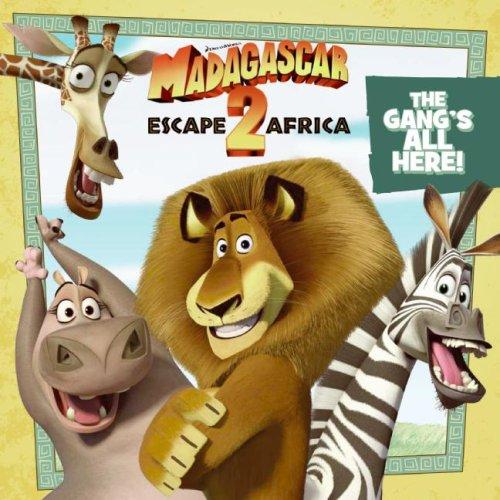 Madagascar: Escape 2 Africa: T