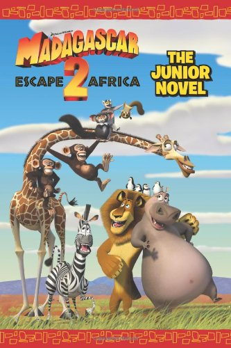 9780061447839: Madagascar: Escape 2 Africa: The Junior Novel