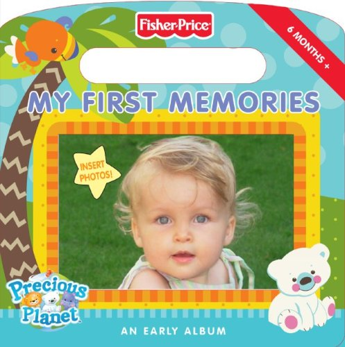 9780061448836: Fisher-Price: My First Memories: An Early Album