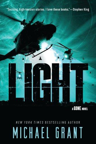 9780061449208: Light: A Gone Novel