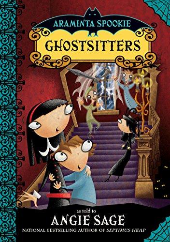 9780061449222: Araminta Spookie 5: Ghostsitters