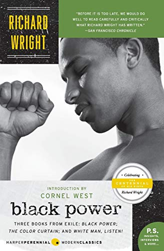 Black Power: Three Books from Exile: Black Power/The Color Curtain/And White, Man, Listen...