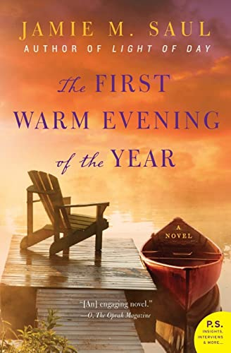 9780061449734: The First Warm Evening of the Year: A Novel