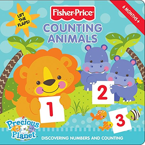 9780061450075: Fisher-Price: Counting Animals (Fisher-Price Precious Planet)