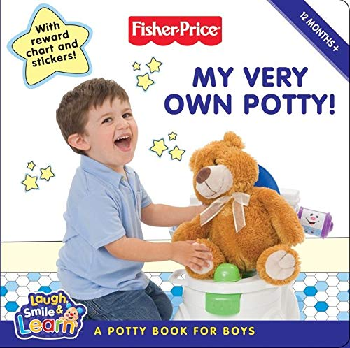 9780061450099: Fisher-Price: My Very Own Potty!: A Potty Book for Boys