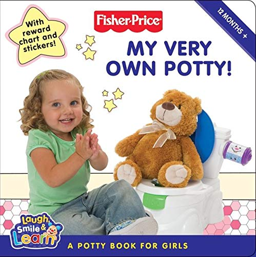9780061450105: Fisher-Price: My Very Own Potty!: A Potty Book for Girls