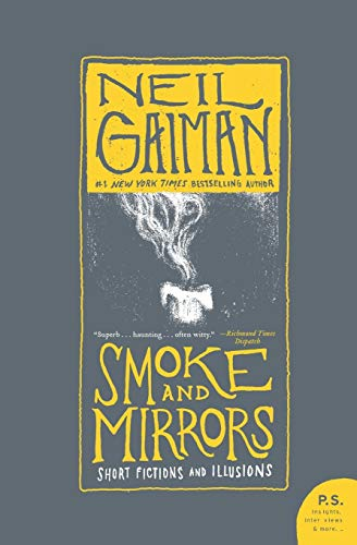 9780061450167: Smoke and Mirrors: Short Fictions and Illusions