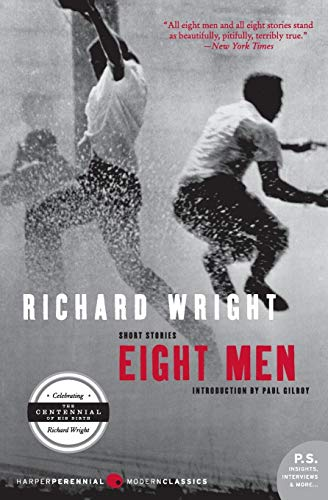 9780061450181: Eight Men: Short Stories
