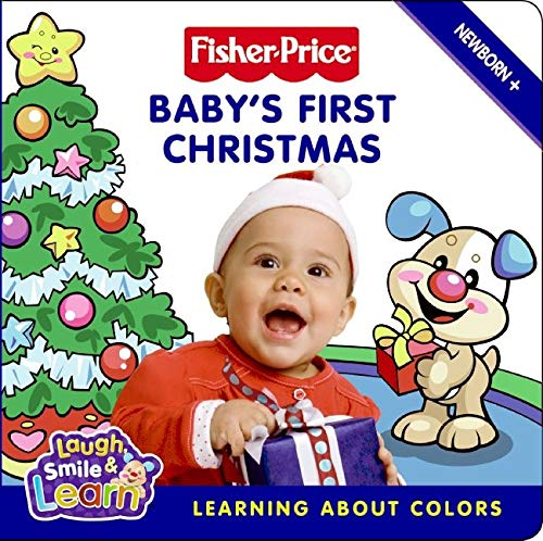 9780061450235: Fisher-Price: Baby's First Christmas