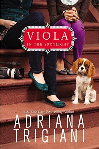 9780061451058: Viola in the Spotlight (Viola in Reel Life)