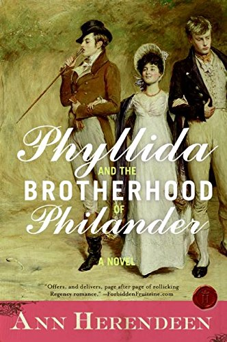 9780061451362: Phyllida and the Brotherhood of Philander