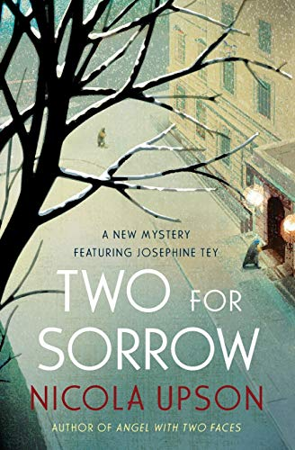 9780061451584: Two for Sorrow: A New Mystery Featuring Josephine Tey (Josephine Tey Mysteries)